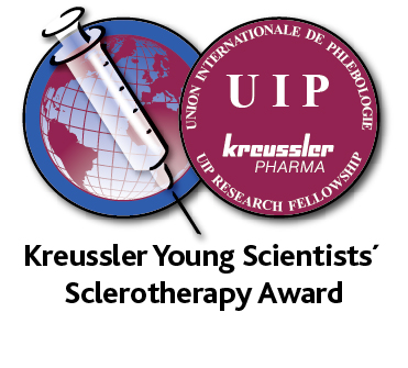 5th UIP Research Fellowship Kreussler Young Scientists' Sclerotherapy Award 2018