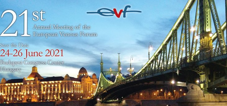 21st Annual Meeting of the EVF in Budapest, 24-24 June 2021