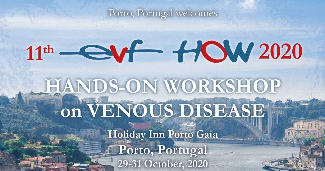 11th EVF HOW 2020 in Porto, Portugal, 29-31 October 2020