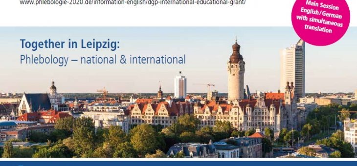 62nd Annual Conference of the German society of Plebology, 2-5 September 2020 Leipzig, Germany